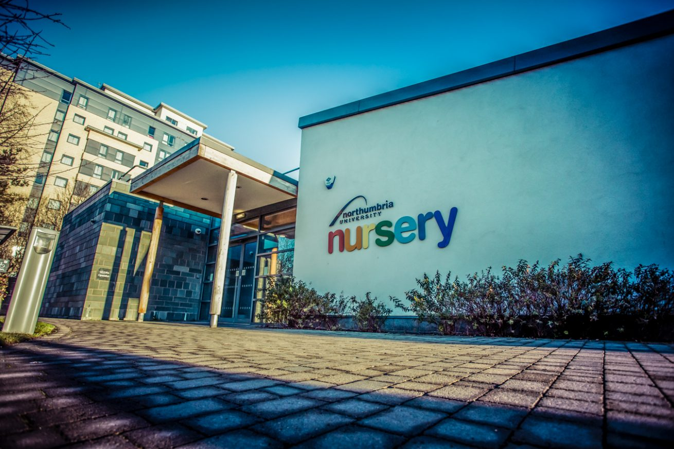 Website Images for Northumbria University Nursery, Newcastle upon Tyne https://nursery.northumbria.ac.uk
